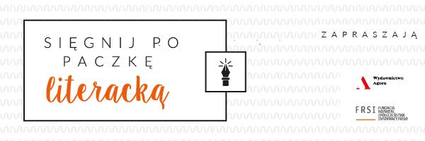 Logo Paczki Literackiej