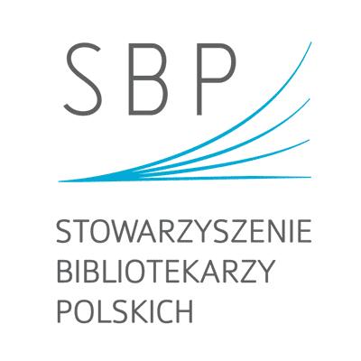 Logo Stowarzyszenia Bibliotekarzy Polskich